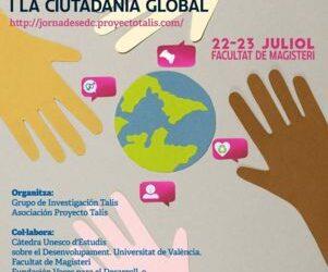Jornadas para la Educación para el Desarrollo y la Ciudadanía Global